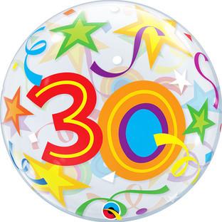 30 Stars Bubble