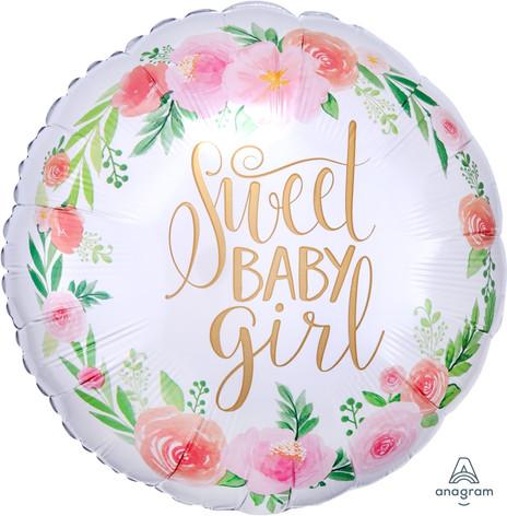 Sweet Baby Girl 45cm