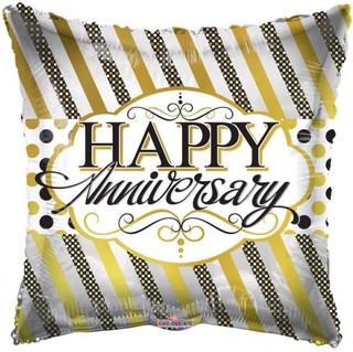 Happy Anniversary - Square