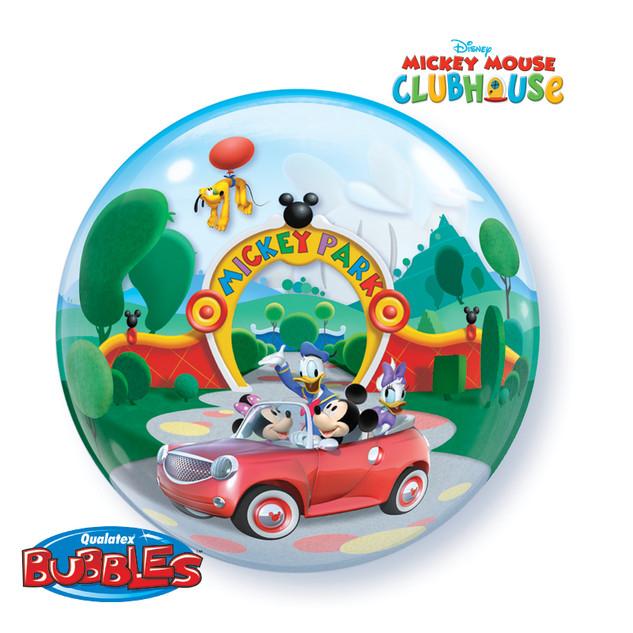 Mickey Park Bubble