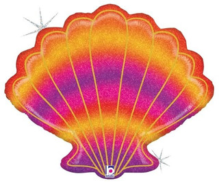 Glitter Seashell 76cm