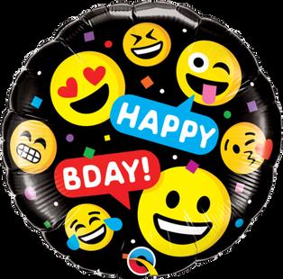 Emoji Happy BDay