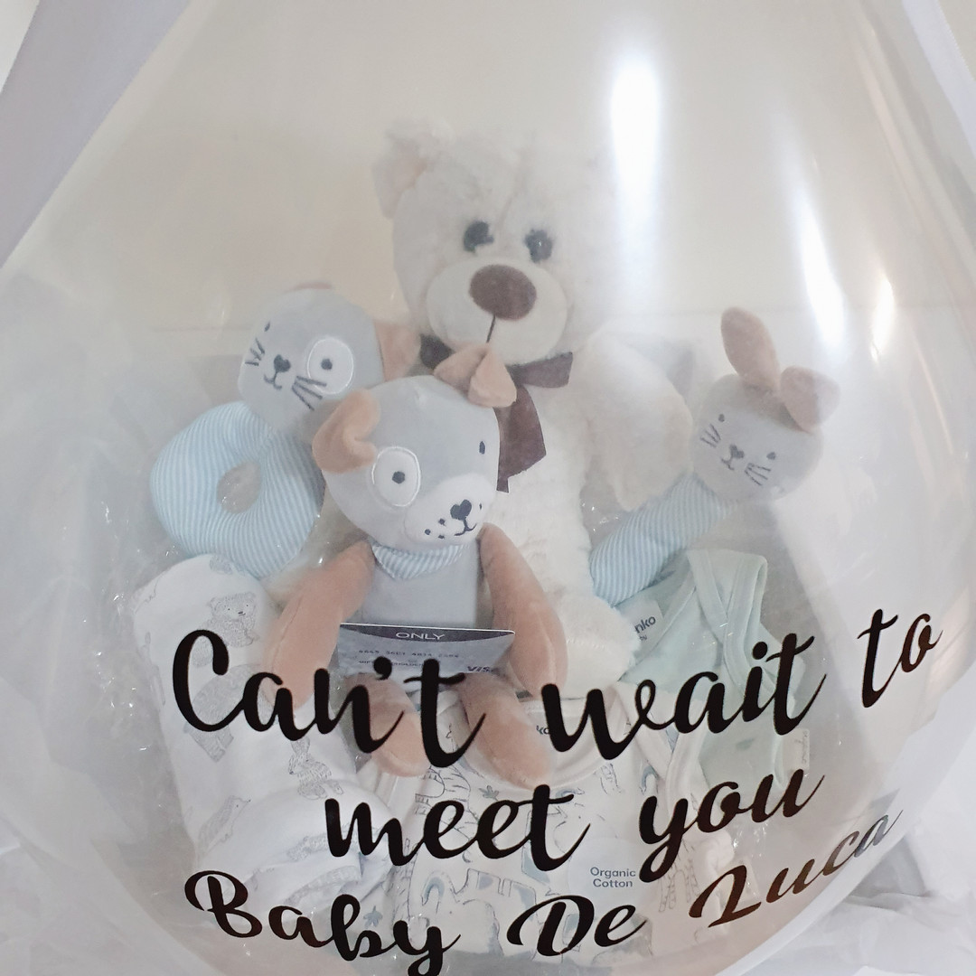 Baby Shower Gifting Balloon