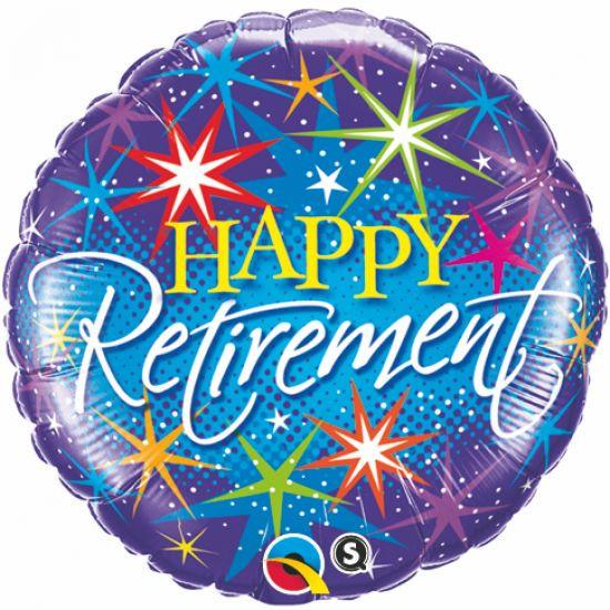 Happy Retirement Fireworks