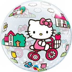 Hello Kittty Bubble