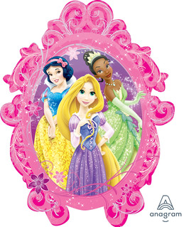 Princesses Frame 63x78cm