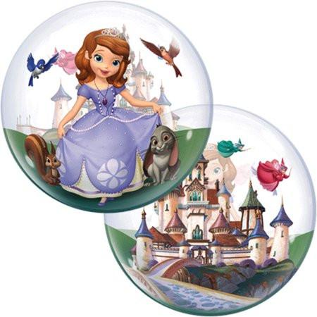 Sophia the 1st Bubble