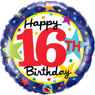 Happy 16th Birthday Stars