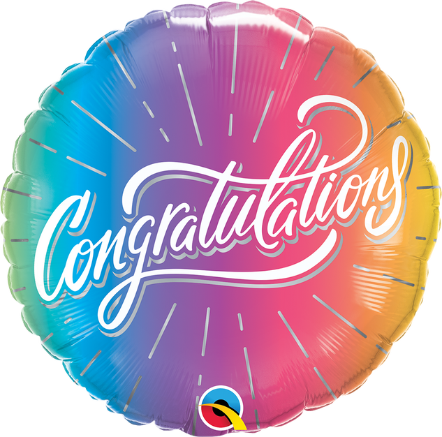 Congratulations Pastel