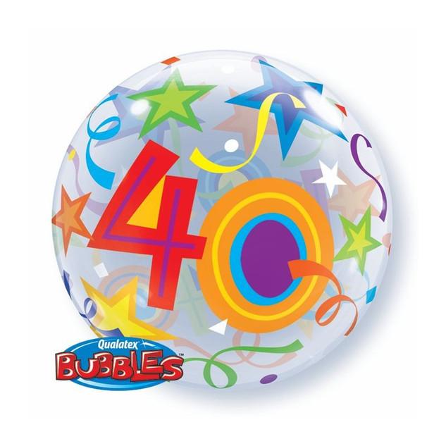40 Stars Bubble