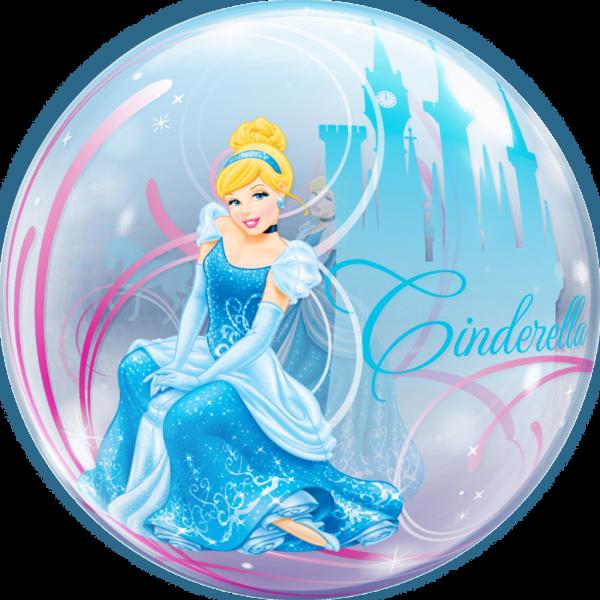 Cinderella Bubble