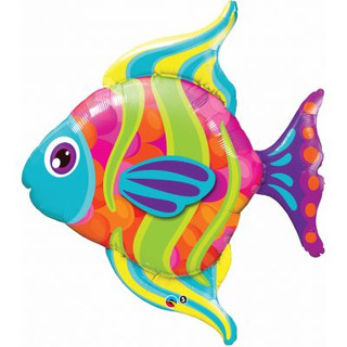 Colourful Fish 109cm
