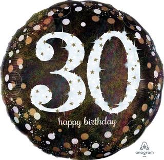 Gold Sparkling Celebration 30