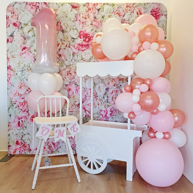 1st Birthday Party Decor Package