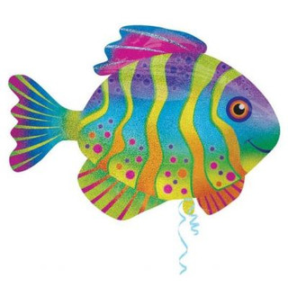 Holographic Fish 83cm