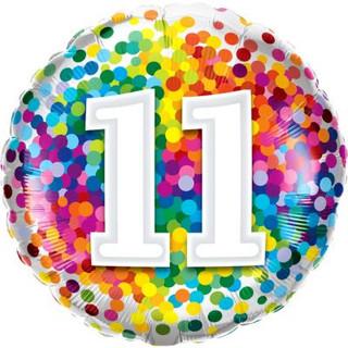Rainbow Confetti 11