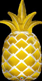 Gold Pineapple 111cm