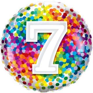 Rainbow Confetti 7