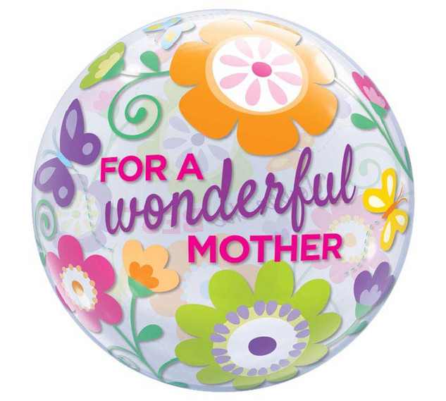 For a Wonderful Mother Bubble