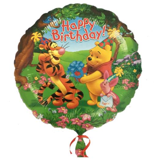 Happy Birthday Winnie the Pooh