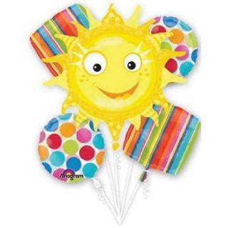 Sunshine, Polka Dots and Stripes