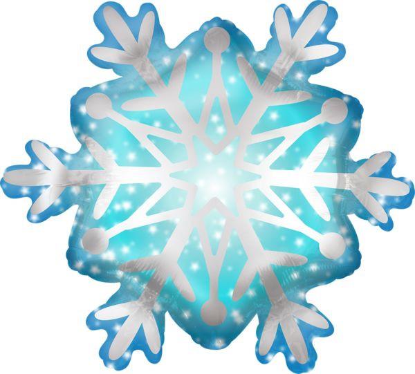 Winter Snoflake 68x60cm