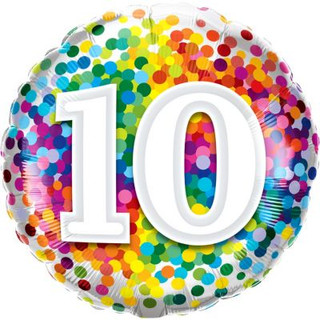 Rainbow Confetti 10