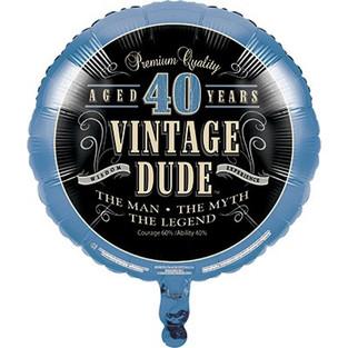Vintage Dude - 40