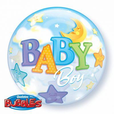 Baby Boy Bubble