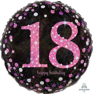 Pink Sparkling Celebration 18