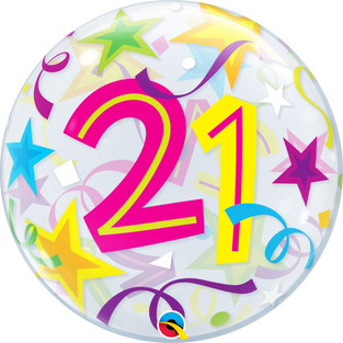 21 Stars Bubble