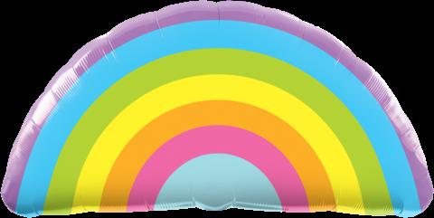 Pastel Rainbow 91cm