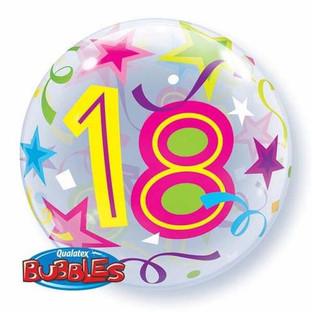 18th Stars Bubble