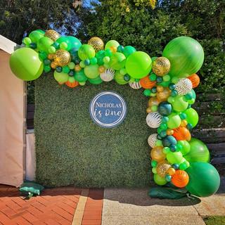4m Jungle Safari Theme Balloon Garland