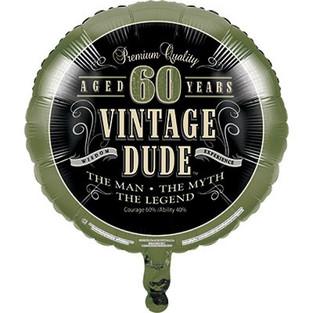 Vintage Dude - 60