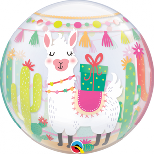Llama Bubble