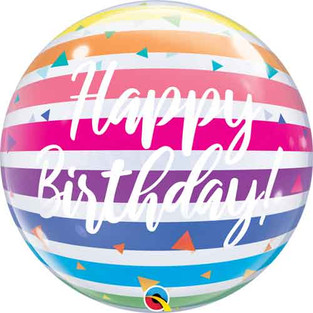 Happy Birthday Stripe