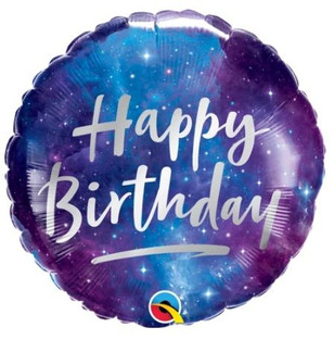 Galaxy Happy Birthday