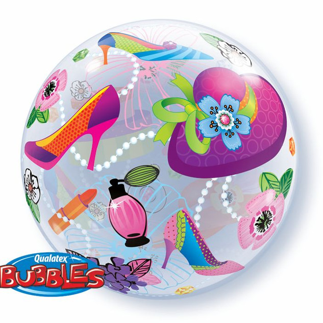 Shopping Spree Bubble