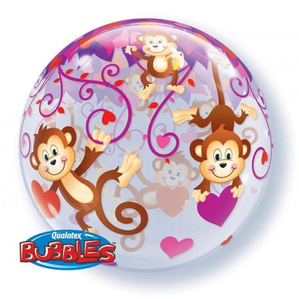 Monkey Love Bubble