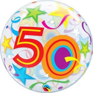 50 Stars Bubble