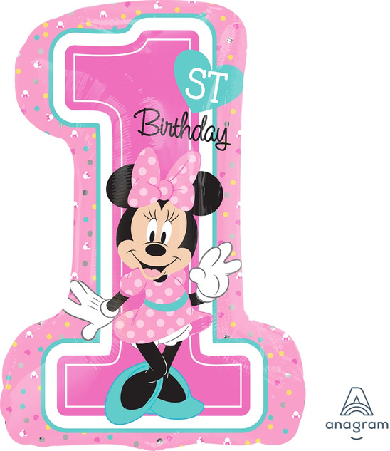 Minnie Mouse #1 48x71cm
