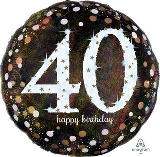 Gold Sparkling Celebration 40