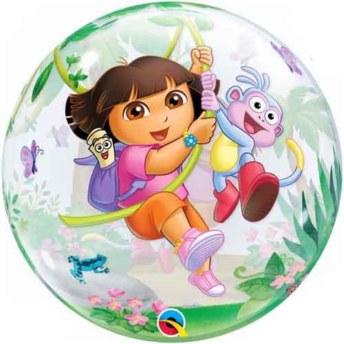 Dora the Explora Bubble