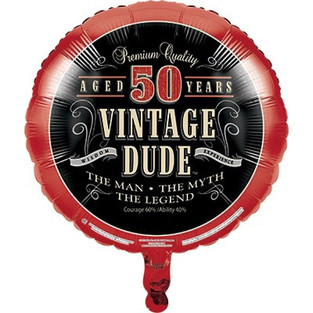 Vintage Dude - 50