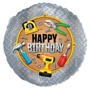 Handyman Happy Birthday