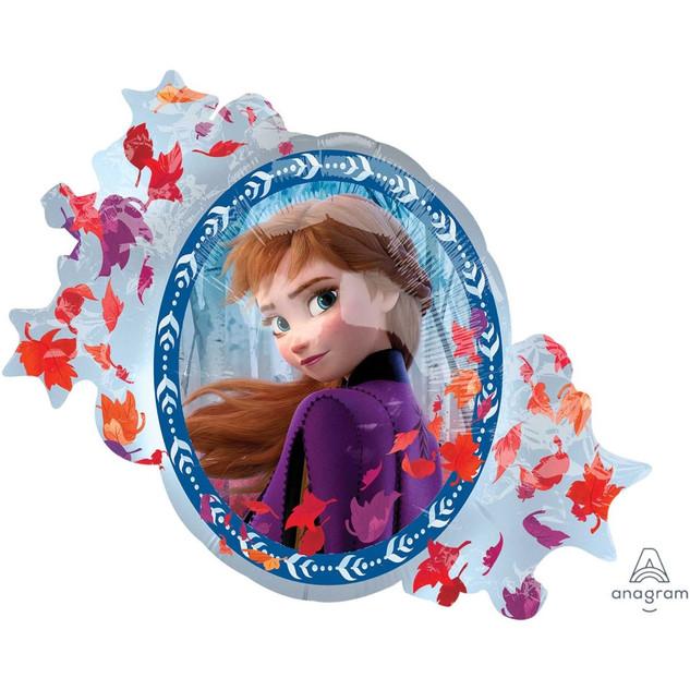 Frozen 2 Anna Side A 76x66cm