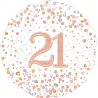 Sparkling Rose Gold Fizz 21