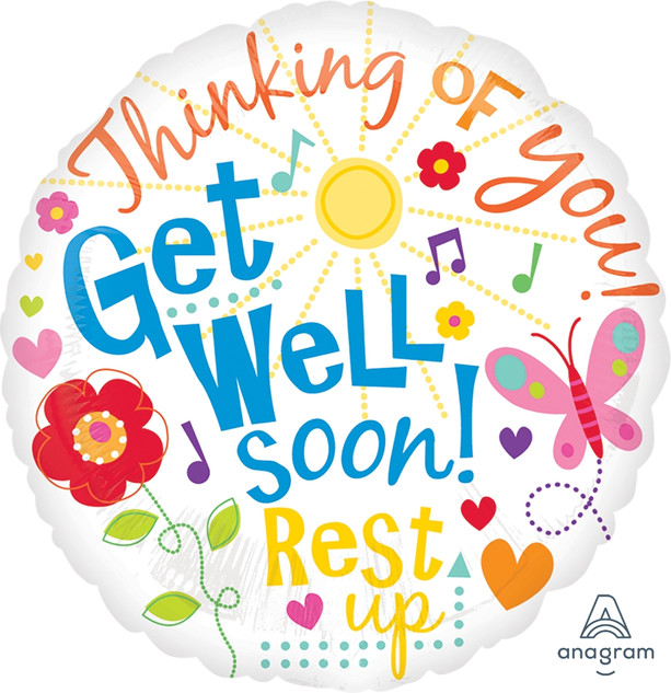 Get Well and Rest Up