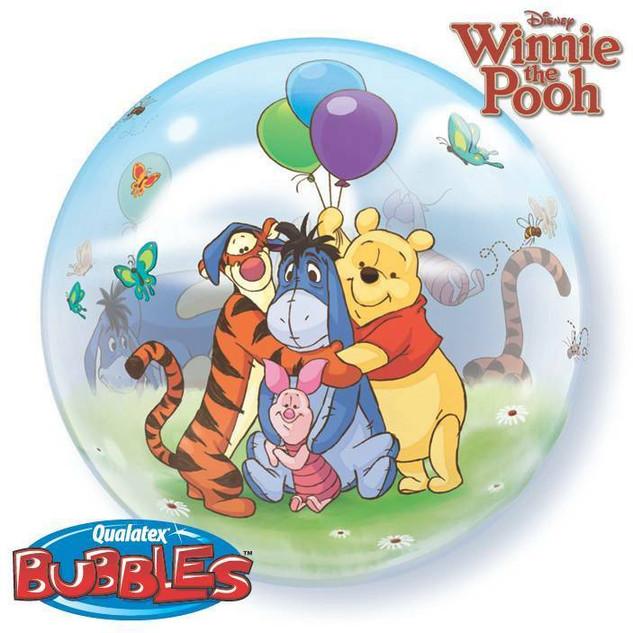 Winnie the Pooh Bubble